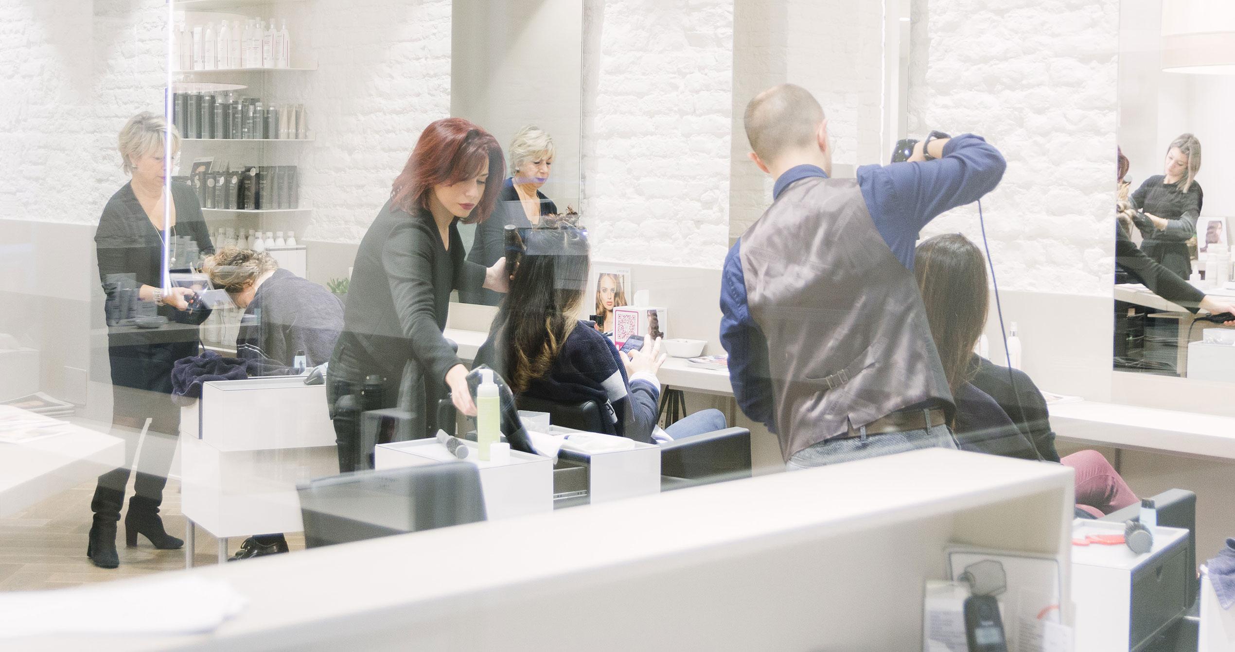 Salone Parrucchiere Torino