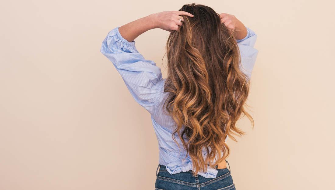 Trattamento e colore capelli, cura del cuoio capelluto